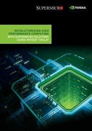 Read NVIDIA/Supermicro White Paper