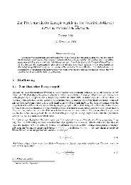 Zur Problematik des Energiebegriffs in der Relativitätstheorie sowie ...