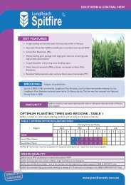 Pacific Seeds Spitfire Wheat (522 Kb) - Fatcow
