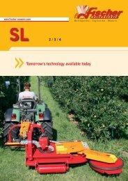 SL 2 / 3 / 4 Tomorrow's technology available today - OESCO, Inc.