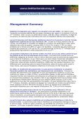 Management Summary - Swiss Institutional Survey - Page 3