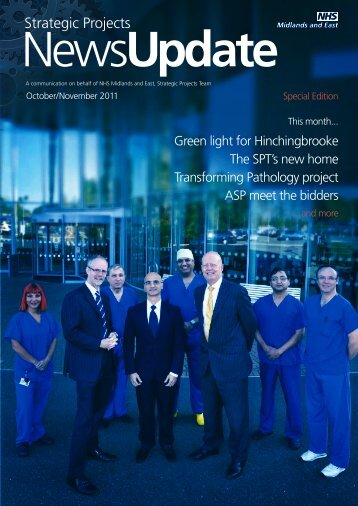 October / November 2011 - Strategicprojectseoe.co.uk