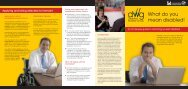 Declaring a Disability Guidance leaflet - Leicestershire County Council