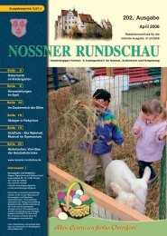 April 2006 - Nossner Rundschau