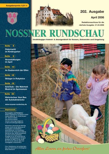 April 2006 - Nossner Rundschau