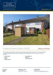 Southbourne Gardens, Eastcote HA4 9SG - Waidev8.com