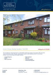 Acorn Grove, Ruislip Gardens HA4 6PL - Waidev8.com