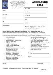 Anmeldung zum Download - Istria Travel