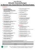 Newsletter - IP for IP - Seite 4