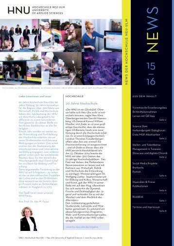 HNU NEWS WS 2014/2015