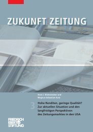 Hohe Renditen, geringe Qualität? - Bibliothek der Friedrich-Ebert ...