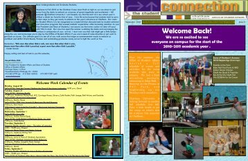 Student Connection Newsletter Issue 8 ... - Chatham Blogs