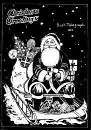 Vol 25 - 1 Christmas 1982 - WOOD LANE