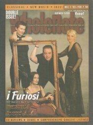 Volume 9 Issue 4 - December 2003