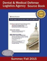 Dental & Medical Defense Logistics Agency Source Book