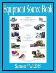 Equipment Source Book