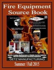 Fire Equipment Source Book