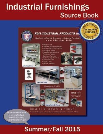 Industrial Furnishings