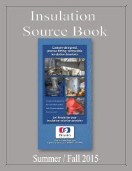 Insulation Source Book