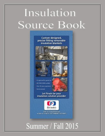 Insulation Source Book