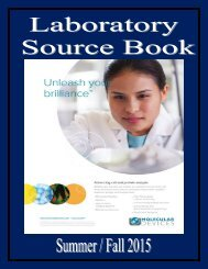 Laboratory Source Book