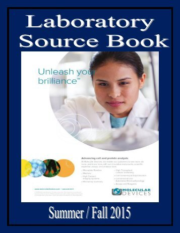 Laboratory Source Book