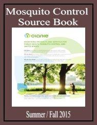 Mosquito Control Source Book