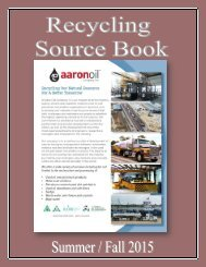 Recycling Source Book