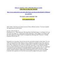 PED 212 WEEK 2 DQ 1 MOTOR SKILLS (ASH)