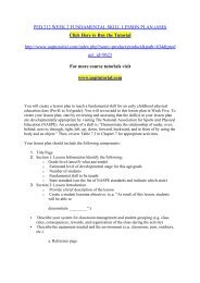 PED 212 WEEK 2 FUNDAMENTAL SKILL LESSON PLAN (ASH)
