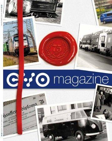 EVO | logistiek | juni 2015 | jubileumnummer