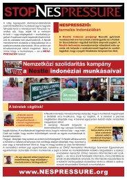 leaflet nespressure HU_Layout 1 - IUF