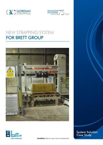 Brett Landscaping - Gordian Strapping