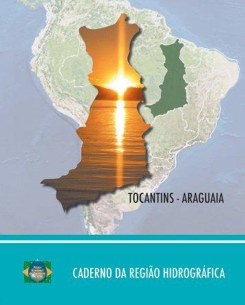 caderno da região hidrográfica do tocantins-araguaia - Serrano Neves