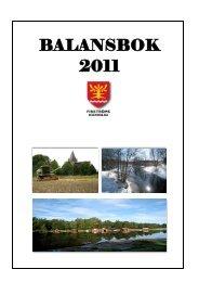 BOKSLUT 2011 - Finströms Kommun