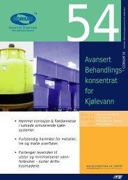 Avansert Behandlings- konsentrat for Kjølevann - abema