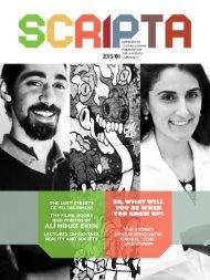 Scripta 1 - English