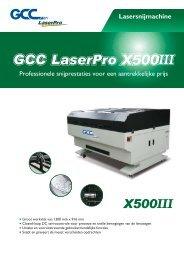 GCC X500III