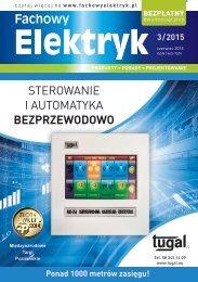 Fachowy Elektryk 3/2015