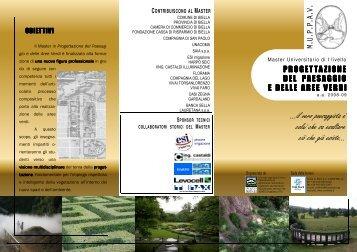 volantino 2008-09 - Città Studi