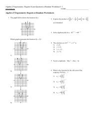 Essentials to Mathematics Arithmetic and Algebra