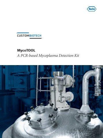 MycoTOOL A PCR-based Mycoplasma Detection Kit