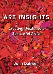 ART INSIGHTS Creating Wealth as a Successful Artist - John Dahlsen