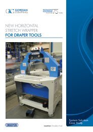 Draper Tools - Gordian Strapping