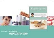 Mediadaten Naturkosmetik Professionell 2009