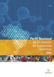 Perfil Nacional de la Gestión de Sustancias Químicas 2003