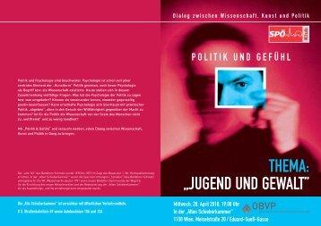 Einladung_Politik_Gefuehl_2010:Layout 1 - Österreichischer ...