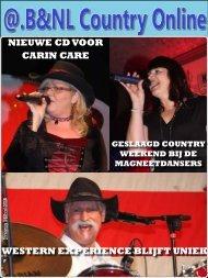 nieuwe cd voor carin care - B&NL Country Online