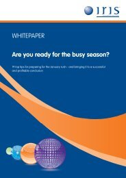 Are you ready for the busy season? - Accountancy Practice Software ...