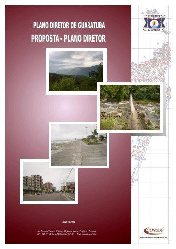 PROPOSTA - PLANO DIRETOR - COLIT